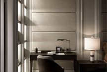 Modern classical interiors / Design