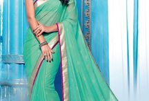 Linga movie sarees collection / http://www.sanwaree.com/Shop/SAREES/Lingaa-Movie-Collection