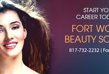 Fort Worth Beauty School Custom Web Design / CI Webgroup welcomes you to a collection of our custom web design, interior web pages, cover photos and custom banner pages for our client. Professionally done by CI WebGroup