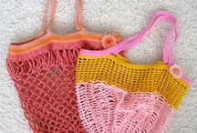 Inspirational crochet / Crocheted eye candy. / by Jeannette