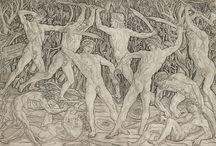 Vroege Renaissance ~ Antonio del Pollaiuolo