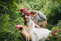 Kiss the bride... / Les plus beaux baisers de mariés...