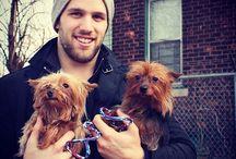Pucks and Puppies
