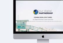 Our Digital Partnership Work