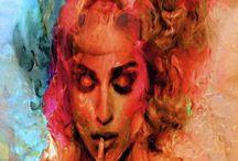 Madonna Pop Art Canvas