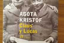 ClelC19170 / Portadas de los libros propuestos en el Club de lectura, fotos de los autores, de sus obras, citas, bibliografía, reseñas literarias, críticas y artículos