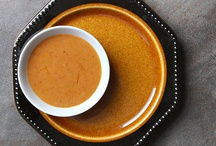dips and sauces / by Trish Parsons