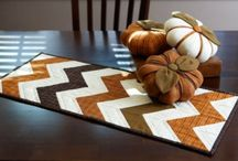Table Runners/Placemats / by Reba Zeller