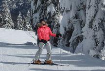 Ski alpin / une autre passion pour moi, le ski alpin