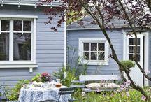 Exterior house color