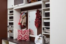 Office & Entryway / by Nicole Dierks