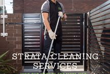 Strata Cleaning services Melbourne / Strata Cleaning Services