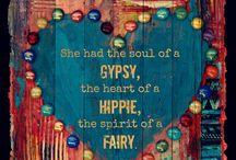 Gypsy fairy quotes