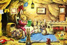 Fairytales & Nursery Rhymes / by Jilly Burton-Sanigar