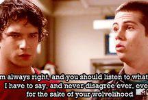 Teen Wolf / by Leanne Brewer