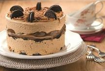 torta oreo helada