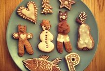 Pierniczki / Cake Christmas