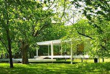 Farnsworth House & Nature