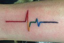 LGBT tattos ️️️