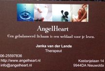 Praktijk Angelheart / Touch for health, Healing, Massages, Workshops, Lezingen, Therapie