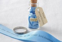 Ideal gifts for the Bride on her hen / Things to buy the Bride-to-be on her hen party.  From the silly to the sentemental.