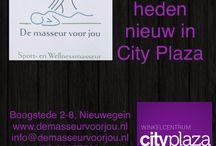 De masseur voor jou / Massage info
