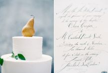 My wedding ❤️ / by Jodi Kim