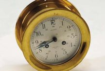 Home Decor: Clocks / Fantastic time pieces of all kinds make their way across the auction floor. Here are some of our favorites.
