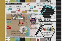 Free Scrapbook Kits - finds on the web