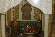 Ambientes árabes, orientais e...
