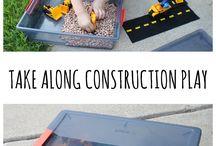 Construction Play Ideas
