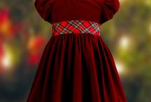 Christmas Dresses / by Hilary Koehl Riedemann