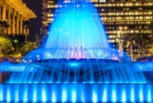 Amazing Water Features / Water Features that transcend the imagination.