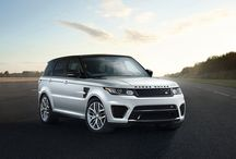 Land Rover Range Rover Sport / The fastest Land Rover ever! isn't it?