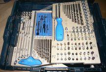 Werkzeug-Aufbewahrung