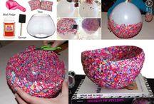 wazon z konfetti