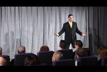 Video Trainings and Information from James Malinchak / When it comes to speaking, operating a business, or marketing, there are certain skill sets that can propel you to the top. The following videos will assist you in making the best decisions for your business! / by James Malinchak International
