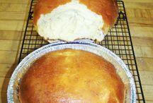 Bread baking  / by Kristi Martinsen