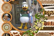 Disney Scrapbooking / by Rebecca Birtcher