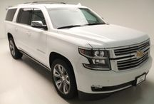 Chevrolet Suburban / Take a look at our Suburban inventory, brought to you by the most innovative dealership in the country, Vernon Auto Group!