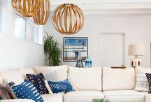 California living room