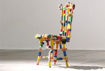 Lego мебель