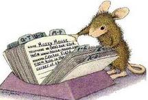 Keeping busy mice & bunnies