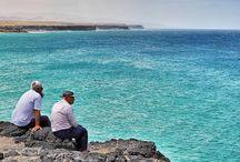 Fuerteventura / Vivo habitándome