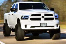Dodge rams