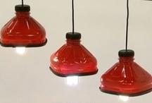 lámparas quincho