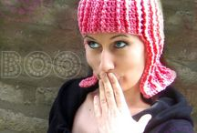 Gorros Crochet / by Carmen Gloria Espinoza