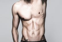 Fall/Winter 2014 man underwear / Swimming World Champion Camille Lacourt for Yamamay Basic Collection