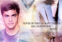 shadowhunters ♡♡♡¤