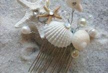 Crafts:Shells:Hair ext